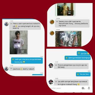 kaos distro bandung, gopsir kaos distro bandung, bukti kiriman kaos distro Bandung
