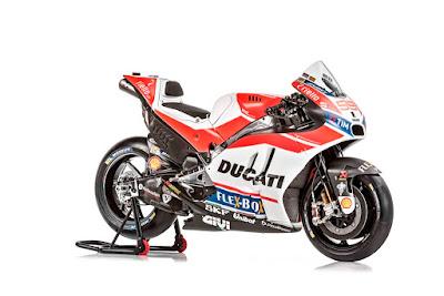 Παρουσίαση Ducati Team MotoGP 2017