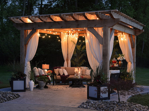 6 Ideal Patio Ideas For Your Backyard Ideas For Your Backyard
