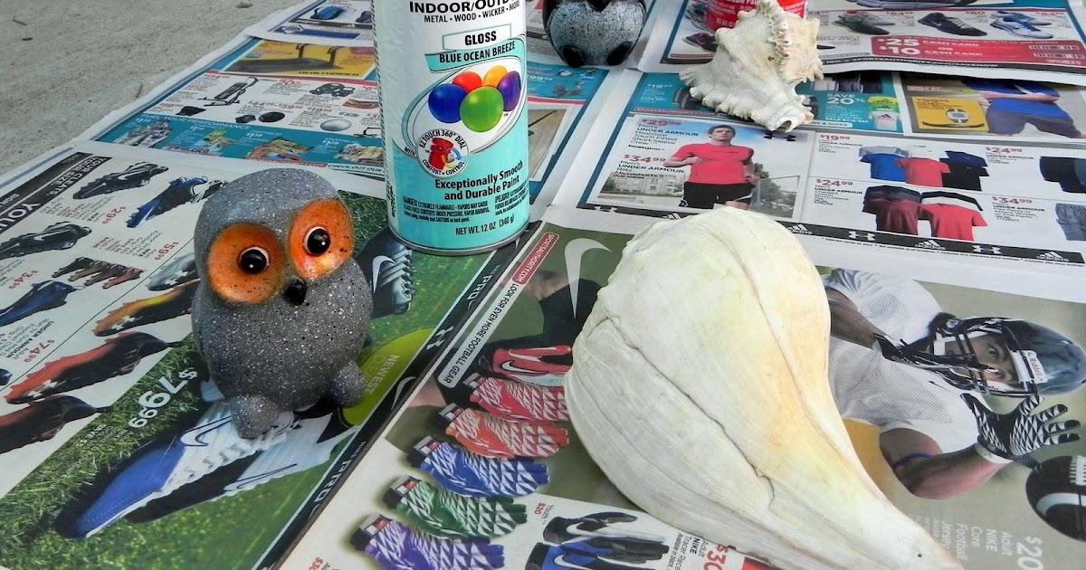 Smart n Snazzy: Decor DIY ~ Colorful Knick Knacks