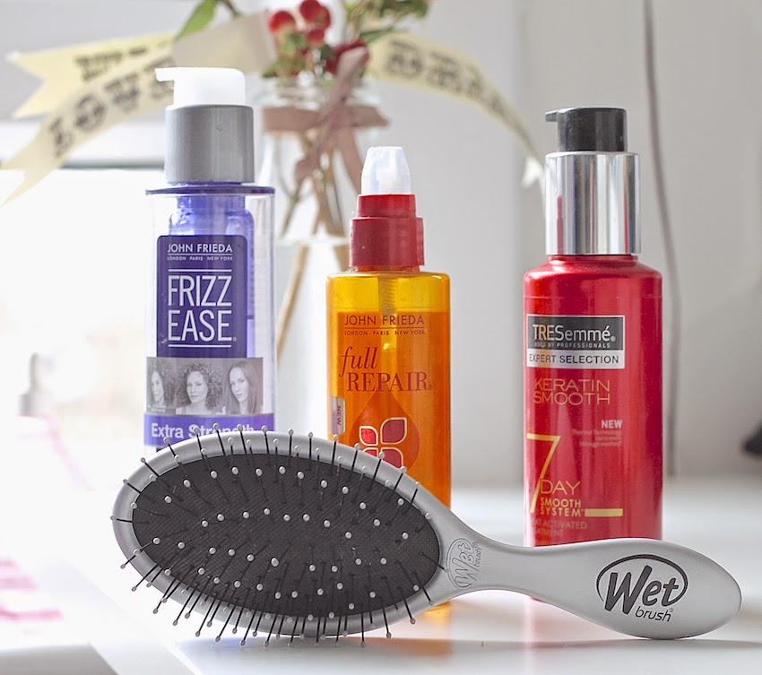 hair care wet brush