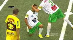 Showbol: Botafogo SP x Palmeiras, Melhores Momentos, Botafogo SP Supera Palmeiras Avança!  (ESPN)