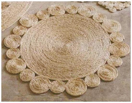 Em rita desastre alfombras de cuerda - Alfombras de rafia ...