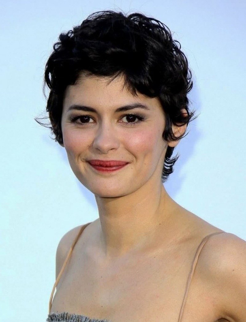 The Best Pixie Cuts for Curly-Haired
