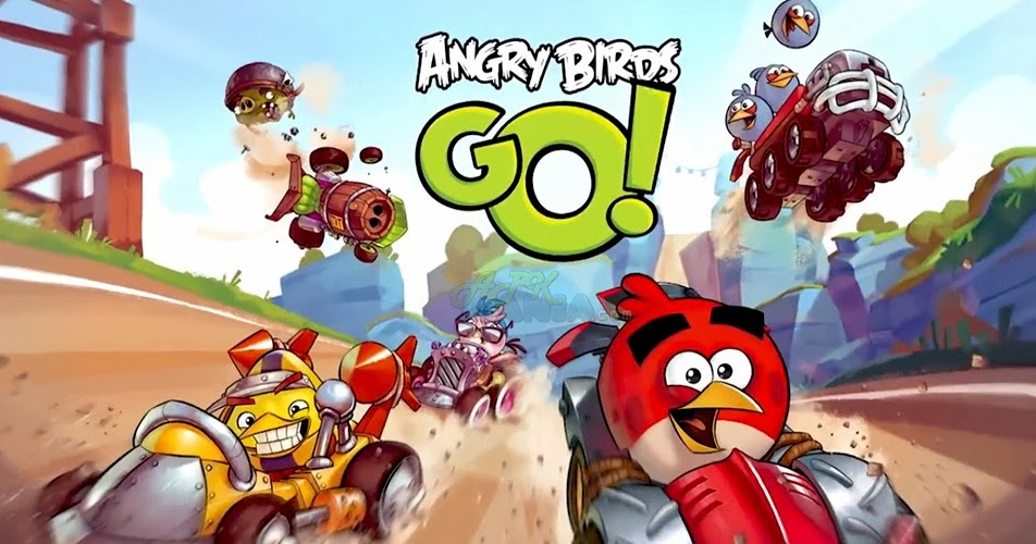 angry birds go mod apk 8