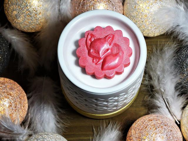 Avis Plum Rose Patchouli de Galaxie Parfumée - blog bougie - blog parfum