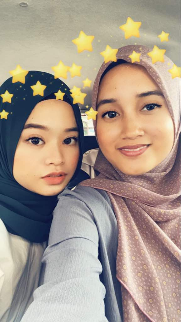 Nat and Syaqiera