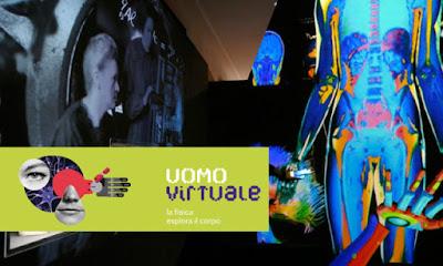 Esplorare corpo umano tramite la fisica: mostra Uomo virtuale