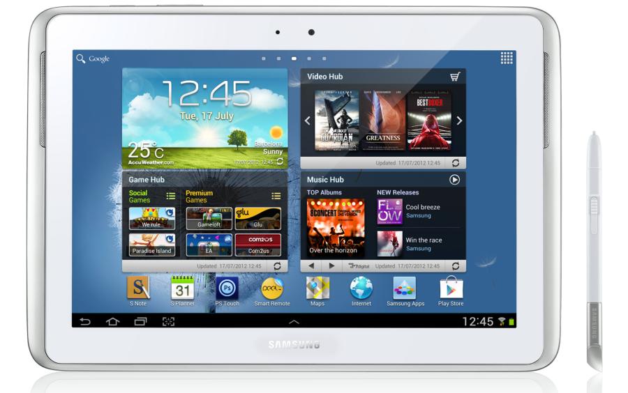 Kelebihan dan Kekurangan Samsung Galaxy Note 10.1 GT-N8000 Terbaru