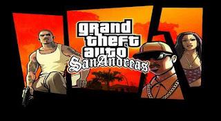 Download GTA San Andreas Komputer/PC Game Gratis (Full Version)