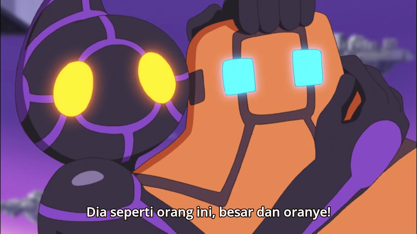 yugioh vrains  66 subtitle indonesia