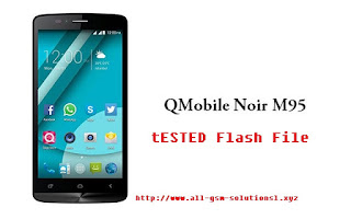 qmobile m95 v2 flash file