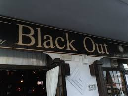 Black Out Pub ad Alba Adriatica
