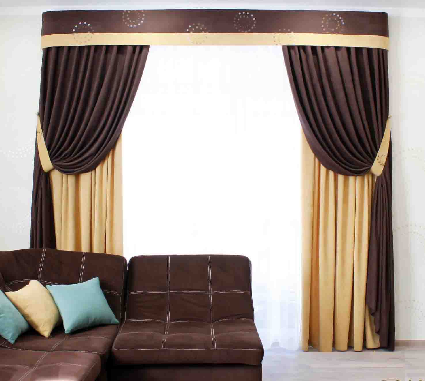 Curtains Designs For Living Room: Learn How To Choose The Ideal Design