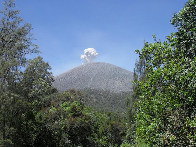 Peraturan Baru Taman Nasional Bromo Tengger Semeru