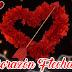 Corazón Flechado de papel china, Especial San Valentín