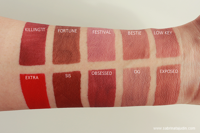 Tarteist Quick Dry Matte Lip Paint by Tarte #21