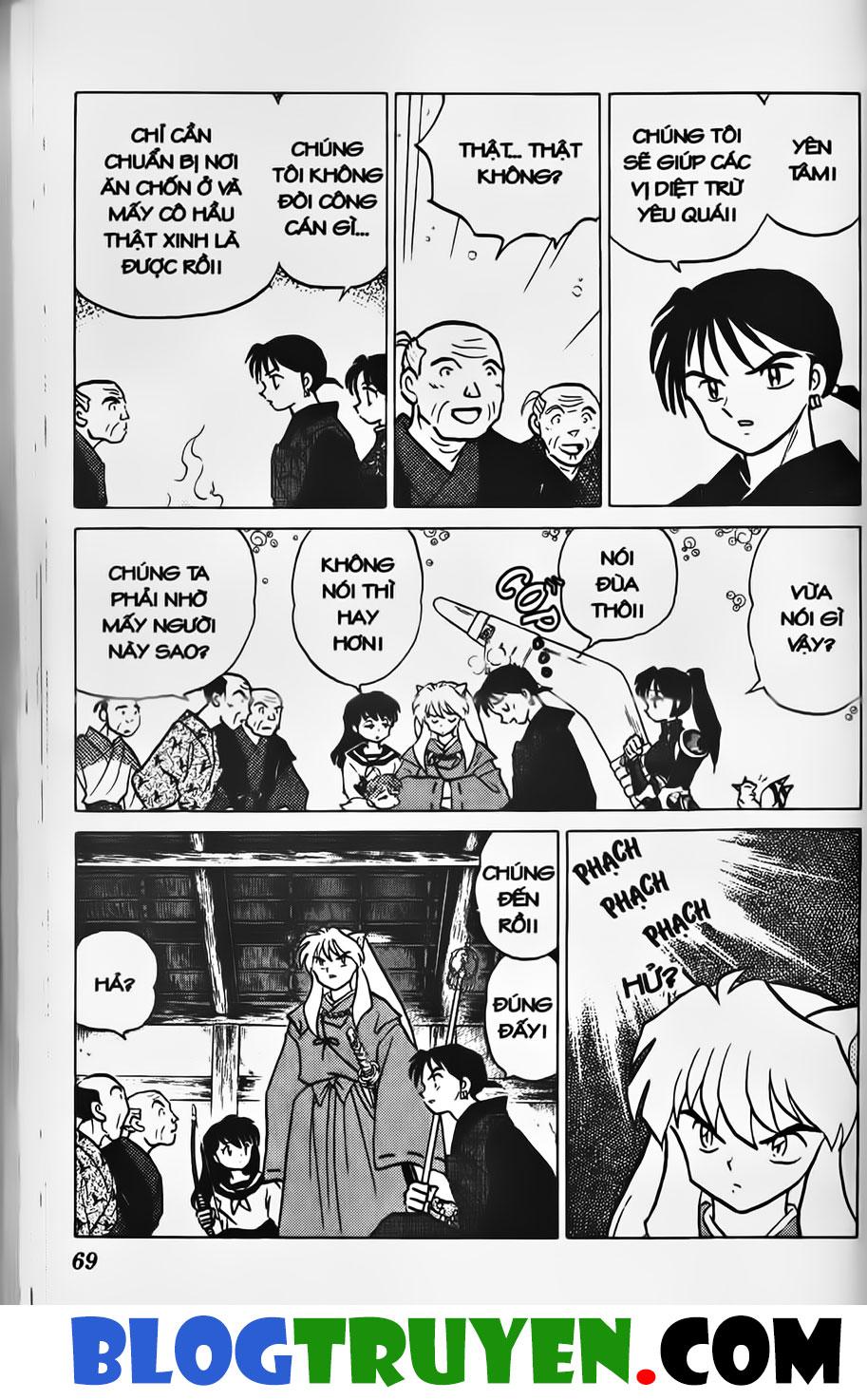 Inuyasha vol 31.4 trang 10