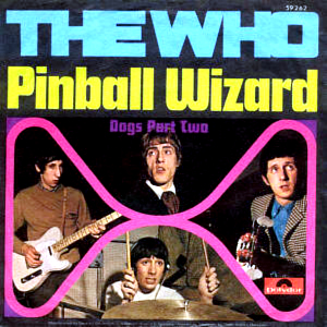 The Album of Pinball by The Who
