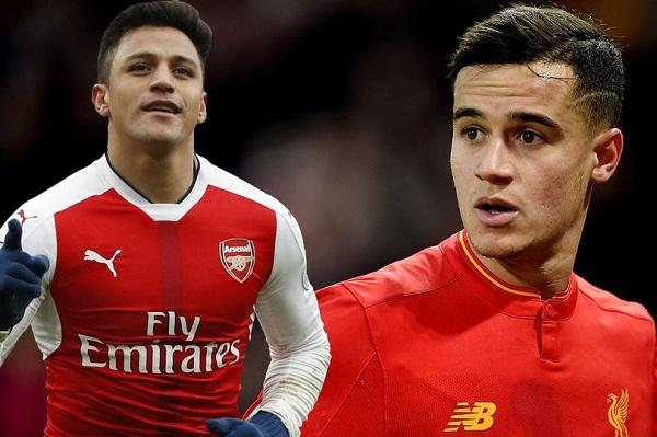 Alexis vs Coutinho