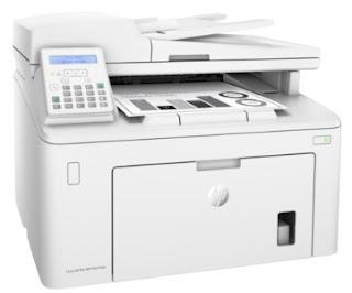 HP LaserJet Pro MFP M227fdn Drivers Download