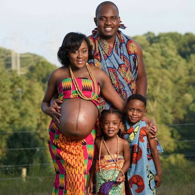 Check out the naked female character a Nigerian mother saw