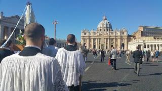 Pellegrinaggio Summorum Pontificum 2015