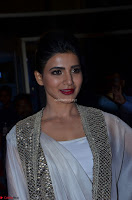 Samantha Ruth Prabhu cute in Lace Border Anarkali Dress with Koti at 64th Jio Filmfare Awards South ~  Exclusive 042.JPG