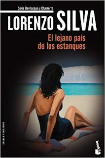 El lejano pais de los estanques- Lorenzo Silva