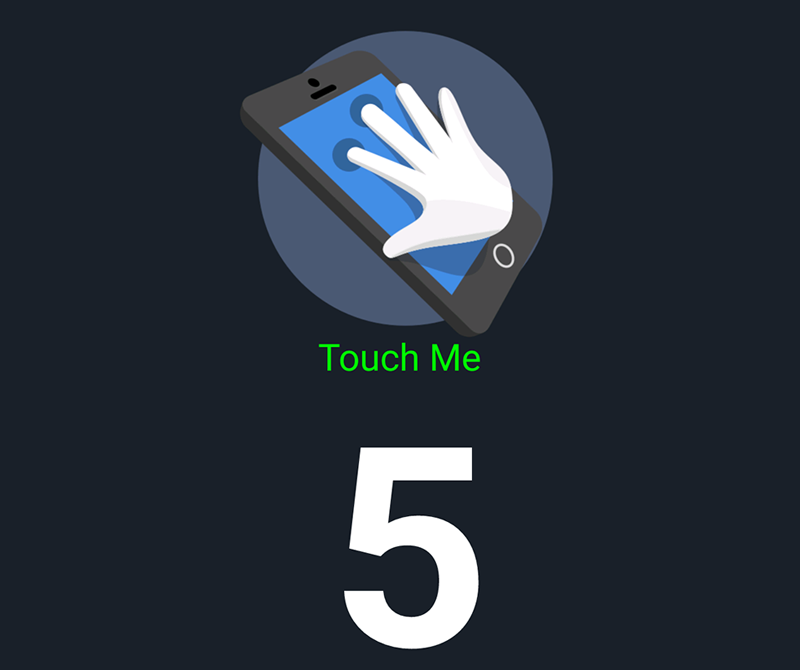 5 points of touch