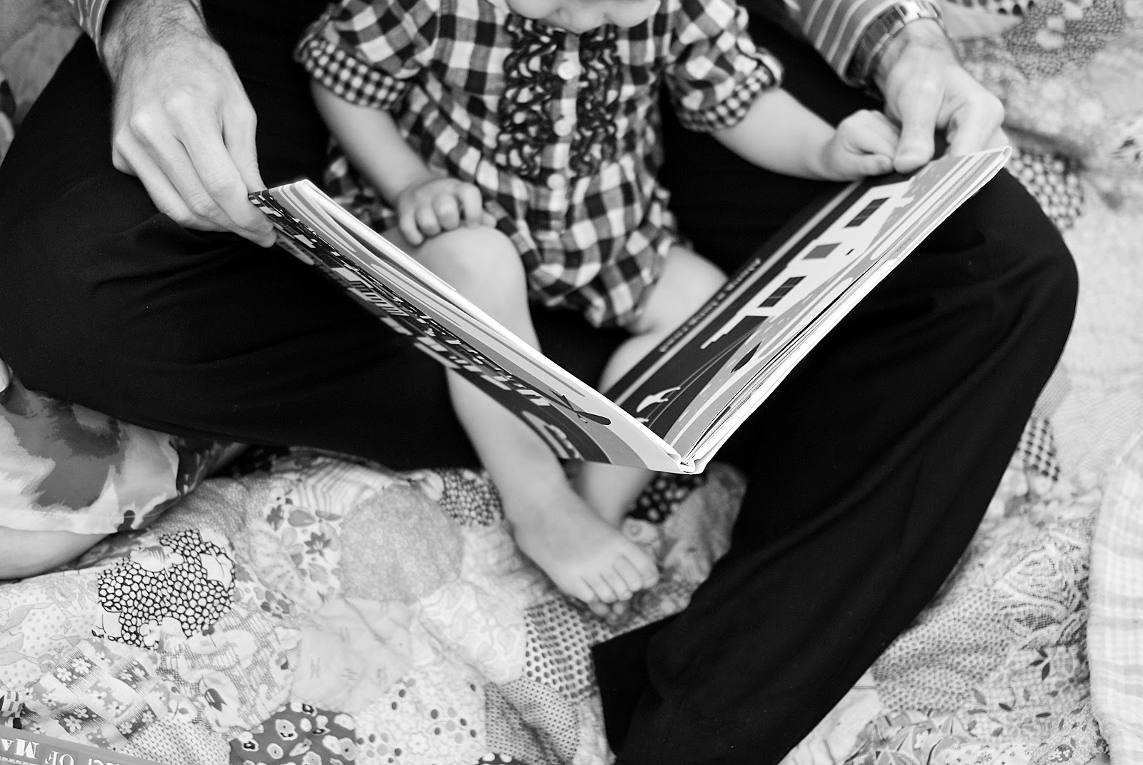 A dozen secrets for reading to a wiggly baby from a mama of three and former children's librarian