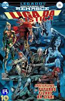 DC Renascimento: Liga da Justiça #26