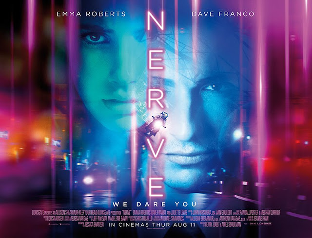 Review Film Nerve (2016) : We Dare You
