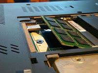 Cara Menambah RAM Laptop Menggunakan Hardisk Internal