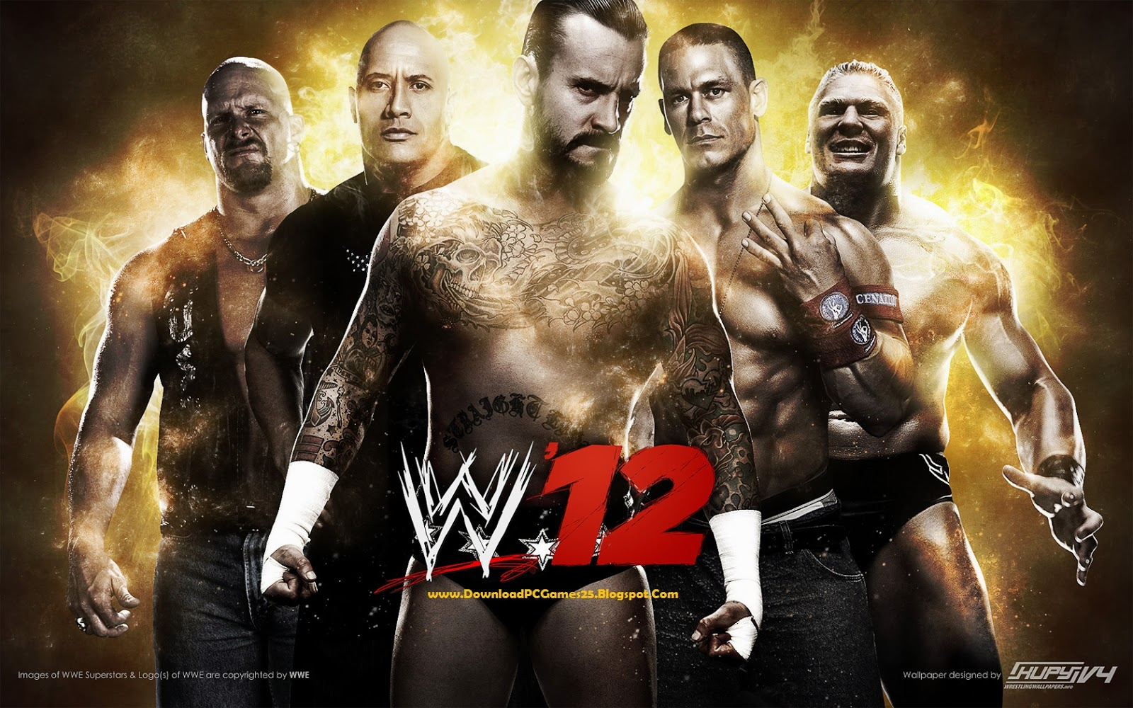 download wwe 12 pc game highly compressed