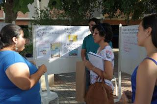 Exposição na UFCG aborda temas relacionados a saúde mental