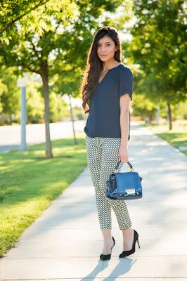 pantalones de mujer para trabajar