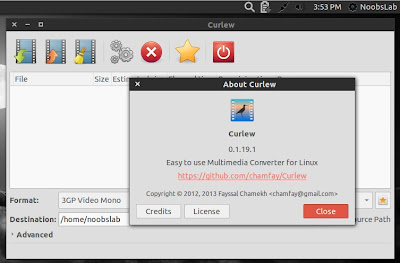 curlew converter