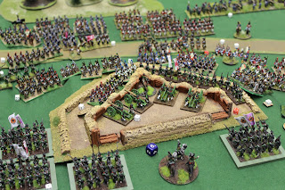 Napoleon complex gaming: Black Powder: The battle of Borodino