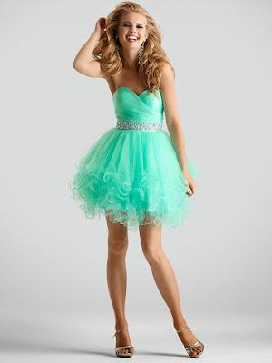 Vestidos de 15 cortos