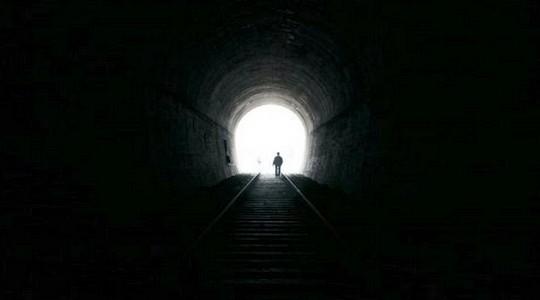 gelap dan takut