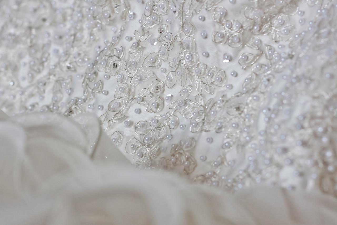 Vestidos de novia para verse delgada y alta