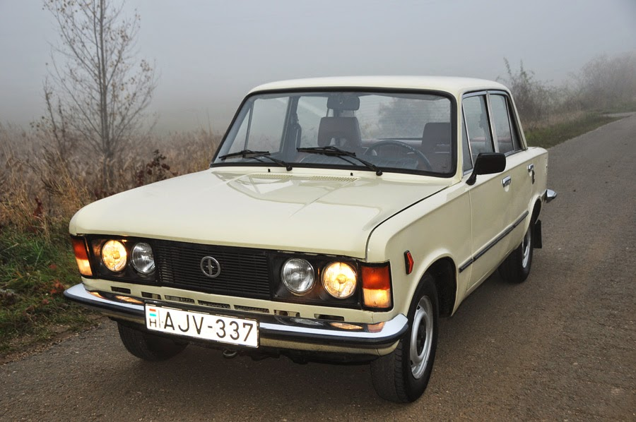 Just A Car Geek 1988 Polski Fiat 125p