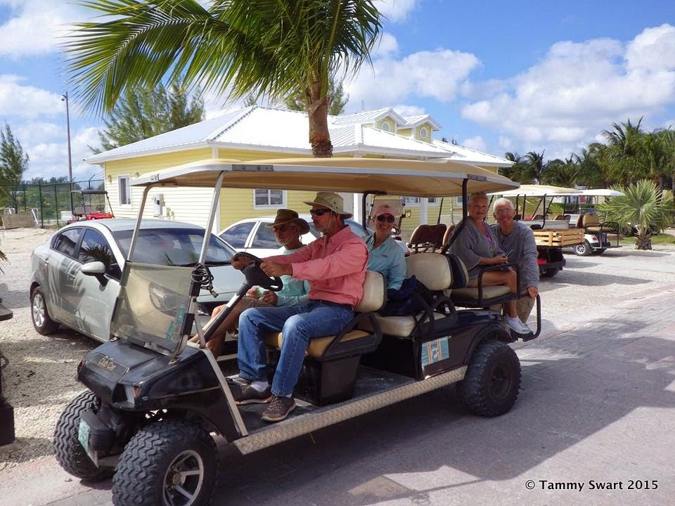Things we did today...: Bimini Dayze on