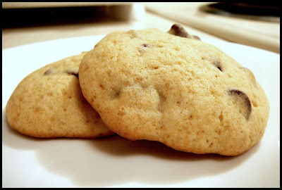 banana blitz cookies