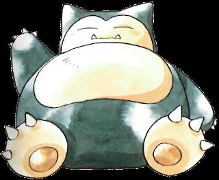 Rumores da 8ª geração (Pokémon Switch) 143Snorlax_RG
