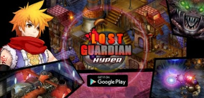 Lost Guardian Hyper apk + obb