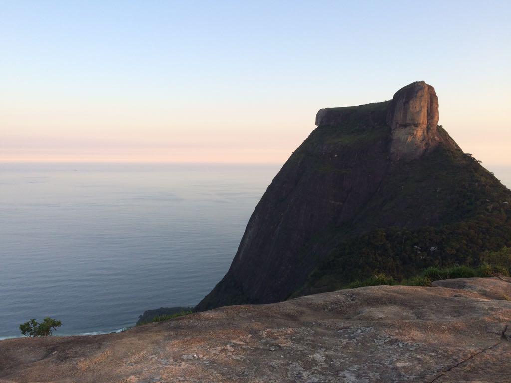 Vista Pedra da Gávea - Pedra Bonita