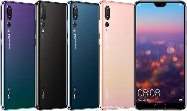 سعر ومواصفات هاتف Huawei P20 Pro بالصور والفيديو