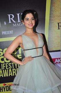 Actress Tamanna Stills at South Scope Lifestyle Awards 2016 Red Carpet  0073.JPG